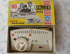 Faller Ams 4030 Control Desk / Speed Controller Boxed