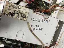 90-96 CORVETTE C4 DELCO BOSE Am/Fm Tuner Reciever Unit for Radio USED 16087100