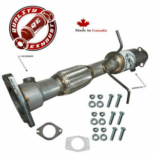 Catalytic Converter 2004 - 2010 Volvo S40 / V50 2.4L With Engine code B5244S4