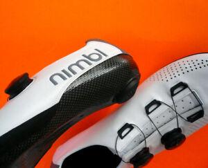 NIMBL EXCEED Top-End lightweight Rennrad Schuhe 44 UVP 449,-- NEU