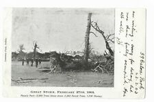 More details for great storm february 27th 1903 phoenix park