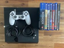 Sony PlayStation 4 Black 500 GB Console