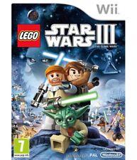 Lego Star Wars III - The Clone Wars - Nintendo Wii - NEW