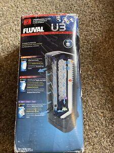Fluval U3 Underwater Filter - Submersible Aquarium & Fish Tank Filtration Kit