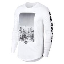 2d1029cfaf3d Jordan City of Flight Long Sleeve Shirt Sz 2xl Xx-large White Black Los  Angeles