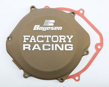 BOYESEN FACTORY RACING CLUTCH COVER (MAGNESIUM) CC-02M Fits: Honda CR500R,CR250R