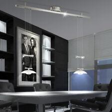 Hanging lamp lighting living room dining room pendant light glass satin white