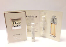 2 x Christian Dior Addict EDT Spray for Women 1ml/.03oz@ *TOTAL 2ML/.06OZ New