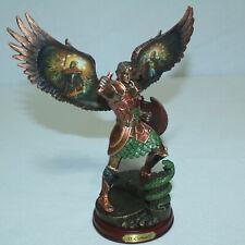 Bradford Exchange Archangels Of Light Bronze Sculpture: Camael One Who Sees God