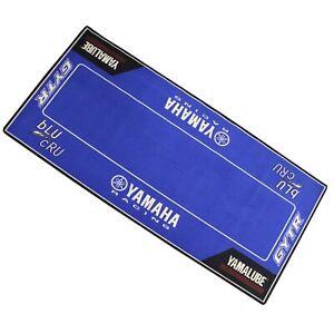 YAMAHA RACING BLUE ECO WORK MAT 2.2M X 1M YRC-18WOR-MT-BL
