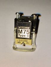 Shure Cartridge M75 Type D