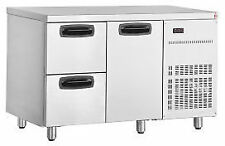 New Inomak Inomak UBD2000 UNDERBAR TWO DRAW FRIDGE - Weekly Rental $32.00