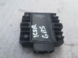 ksr moto grs 125 ccm regulater regrec reg rec recifire charging box