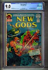 NEW GODS #7 CGC 9.0 DC COMICS 1972 JACK KIRBY SUPERHERO 1st STEPPENWOLF MOVIE!