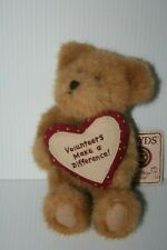 Boyds Volunteers Make A Difference Bear