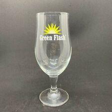 Green Flash Brewing Company Stemmed Pilsner Glass