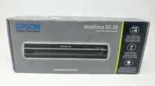 Epson Workforce DS-30 Colour Document Scanner For PC And Mac
