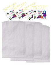Eid Holiday Children Celebrate Eid Design Gift Sticker & Treat Bags (Pack of 12)