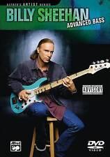 Billy Sheehan: Advanced Bass, DVD by Billy Sheehan (DVD video, 2004)