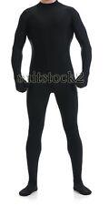 Headless Unisex Lycra Spandex Zentai Skin Costume Bodysuit Catsuit Unitard