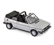 NOREV 840073 - Volkswagen Golf Cabriolet 1981 Silver 1/43