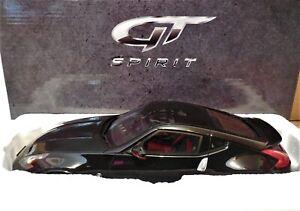 1/18 GT Spirit KJ002 Nissan 370Z Nismo Z34 Black Asian Exclusive Rare