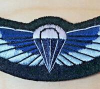 POST WW2 SPECIAL AIR SERVICE REGIMENT PARACHUTE QUALIFICATION WINGS AUSTRALIAN