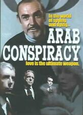 THE ARAB CONSPIRACY NEW DVD