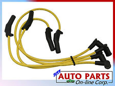 IGNITION SPARK PLUG WIRES FORD FOCUS L4 2.0L 2000-2004 USA cable 8 mm SOHC ONLY