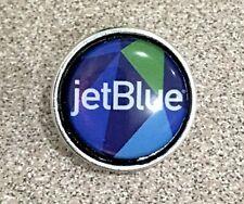 JET BLUE Pin Badge. Check My Store List.✈️✈️✈️✈️✈️✈️