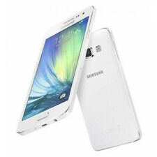 Samsung Galaxy A3 2015 Android Mobile Smart Phone Pearl White, Platinum Silver
