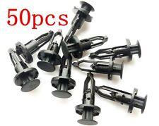 50 Rear Bumper Cover Clip Nylon Retainer A18873 For Toyota For Lexus 52161-16010