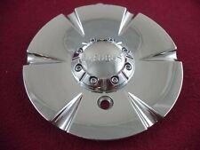 Incubus Wheels Chrome Custom Wheel Center Cap # EMR348-F (1 CAP)
