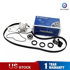 Timing Belt Kit Water Pump Fit3.2L 3.5L 3.0L 3.7L J30A403-09 Honda Acura Saturn