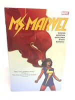Ms Marvel Omnibus Volume 1 Collects #1-19 (2014) and More Marvel HC New Sealed