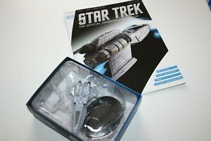 Eaglemoss Collections STAR TREK #169 KES' SHUTTLE Ship NEW magazine