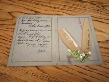 More details for silver leaves table mountain cape town love letter rms briton postcard