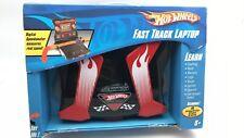 Hot Wheels Fast Track Learn Laptop