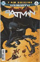DC Rebirth Batman # 12  AWESOME COVER VF/NM