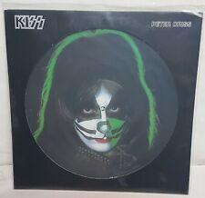 Kiss Peter Criss Picture Disc LP Vinyl Record new 2006 European press