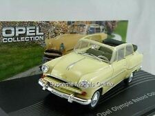 OPEL OLYMPIA REKORD CABRIOLET LIMOUSINE CAR 1/43 ROOF DOWN EXAMPLE T3412Z -+-