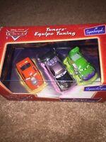 Disney Pixar Cars Turnerz,3-car Bundle