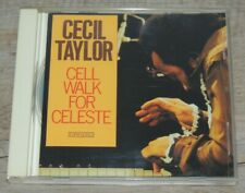 Cecil Taylor - Cell Walk For Celeste. 1988 Candid CD