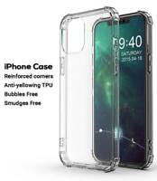 Transparent Clear Phone Case For iPhone 12 /iPhone 12 Pro / iPhone 12 Pro Max