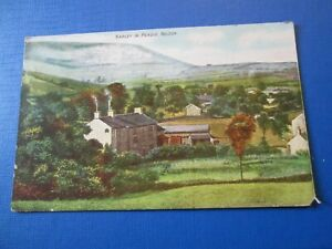 Postcard of Barley in Pendle, Nelson (posted)