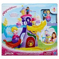 Hasbro Disney Princess Rapunzel Little Kingdom Magical Movers Deluxe Playset