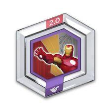 Disney Infinity 2.0 Iron Man Stark Tech Terrain Toy Box Power Disc