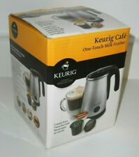 Keurig Cafe Electric One-Touch Milk Frother for Coffee Lattes ~ Excellent in Box