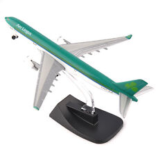 Aer Lingus Airbus Airline Alloy Diecast Aircraft Plane Collection Model Gift Toy
