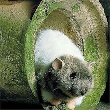 Kösener 3671 - Ratte Rasputin braun/weiss 22 cm Kuscheltier Plüschtier